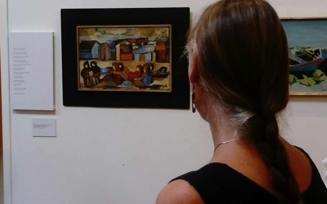 au musée Paul Valéry à Sète