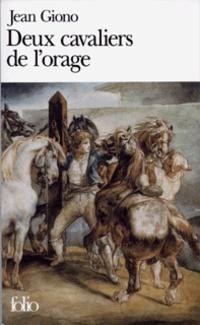 Deux Cavaliers de l'orage : un soir/un livre